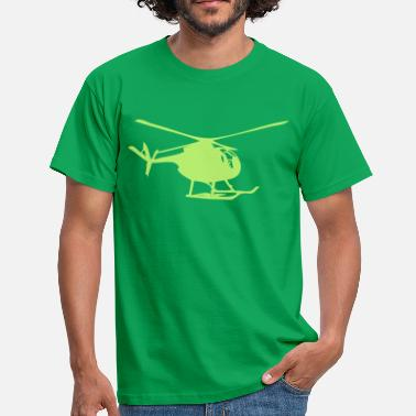 Rescue Helicopters Helicopter - Men's T-Shirt