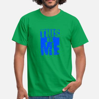 Hugo THIS IS ME - Men's T-Shirt