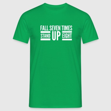 Stand up - Camiseta hombre