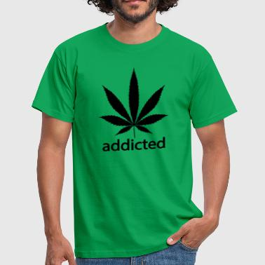 Addiction addiction - T-shirt Homme
