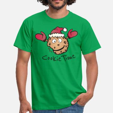 Noël Cookie Time - T-shirt Homme