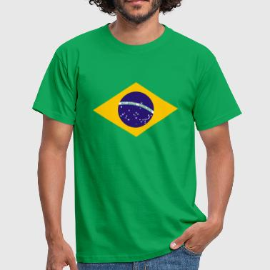 Brazil NOT BRAZIL - NORN IRON - Men's T-Shirt
