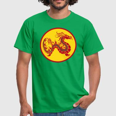 Dragon Chine - T-shirt Homme