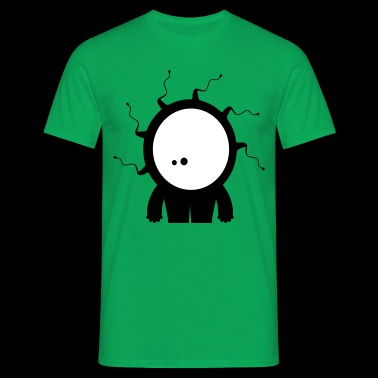 Mariella Space Monster - Mannen T-shirt