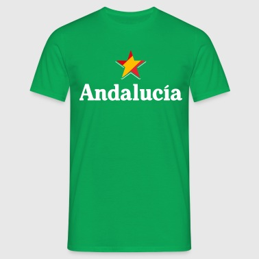 Andalucia (dark) - T-shirt Homme
