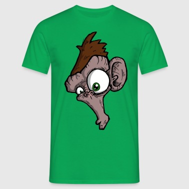 monkeyhead - Men's T-Shirt