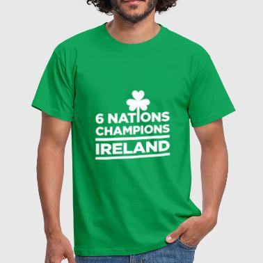 Ireland Rugby Champions - Men's T-Shirt