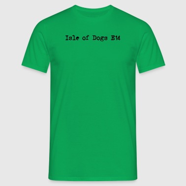 Isle of Dogs - Men's T-Shirt