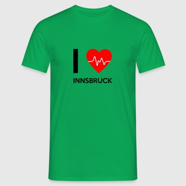 I Love Innsbruck - I Love Innsbruck - Men's T-Shirt