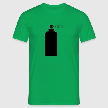 spray - T-shirt herr