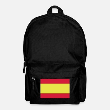 Spanish Spanish Flag - Backpack