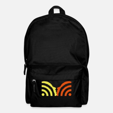 Geek rss kiss - Backpack