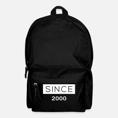 Since Since - 2000 - Backpack