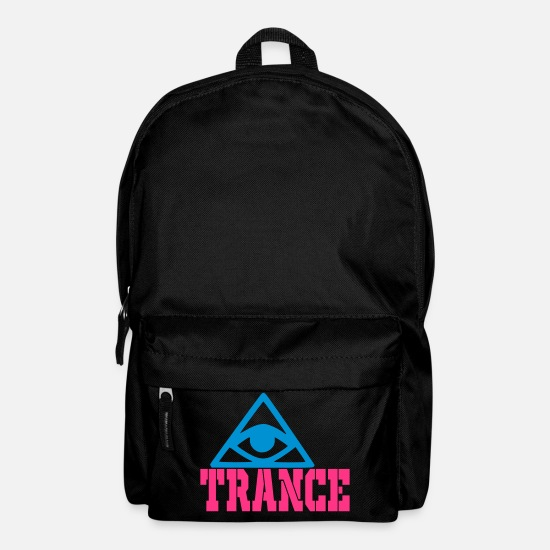 Trance Bags & Backpacks - trance - Backpack black