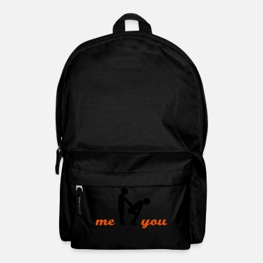 What gay guys top - Backpack