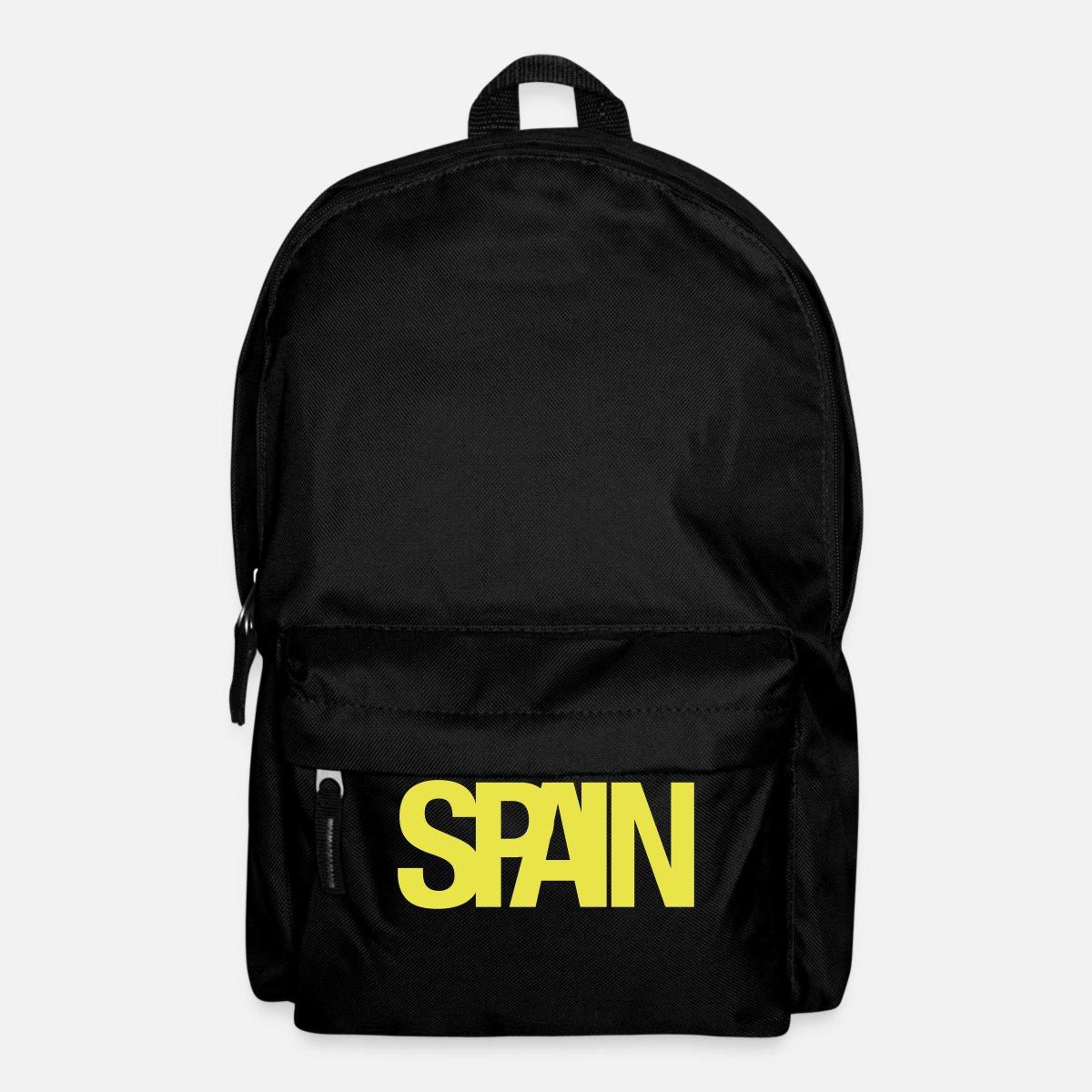 Espanja Espanja Reppu musta