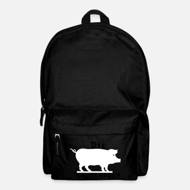Sow Let out the sow - Backpack