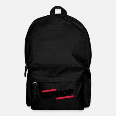 Old School Hip Hop Old School Hip Hop Rap Gift - Backpack