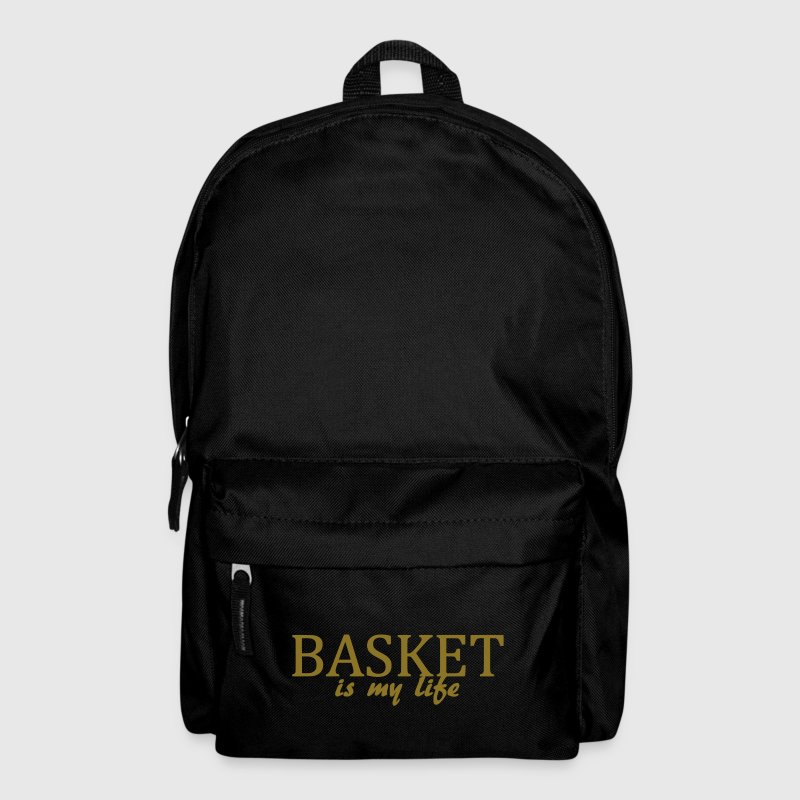 basket is my life - Sac à dos