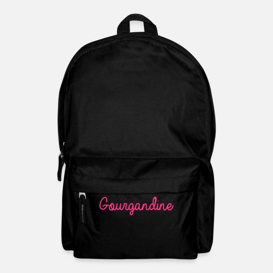 Love Bags & Backpacks - hussy - Backpack black