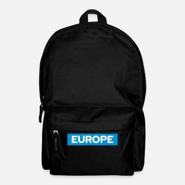 Europe europe - Backpack