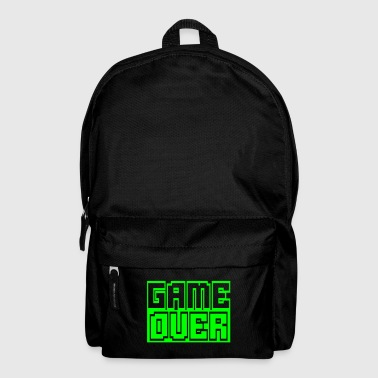 game over II - Sac à dos