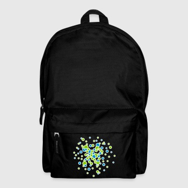 Confetti with edge - Backpack