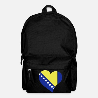 Bosnien Bosnian and Hercegovinas heart - Backpack