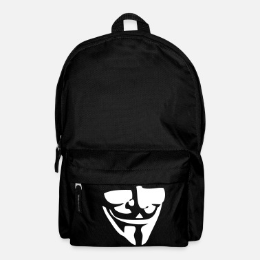 Anonymous Masque de Guy Fawkes / Anonymous - Sac à dos