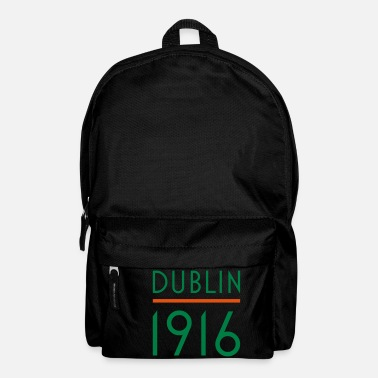 Dublin 1916 rebel irish - Backpack