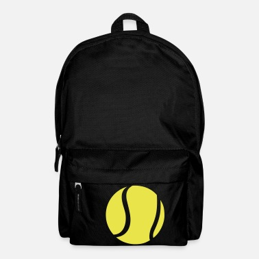 Ball Tennis ball, Tennis - Backpack