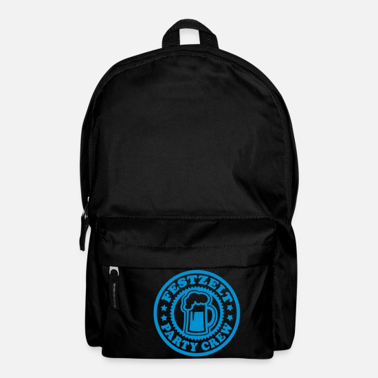 Badge Bags & Backpacks - Marquee Party Crew 01 - Backpack black