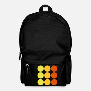 Vintage dots - Backpack