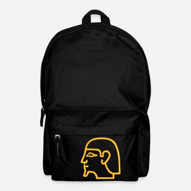 City hieroglyph - Backpack
