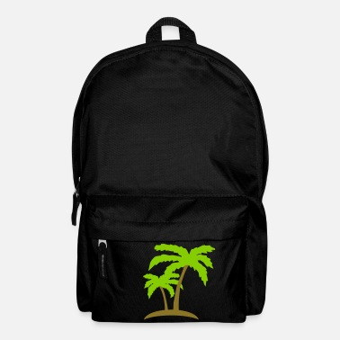 Palms palms - Backpack