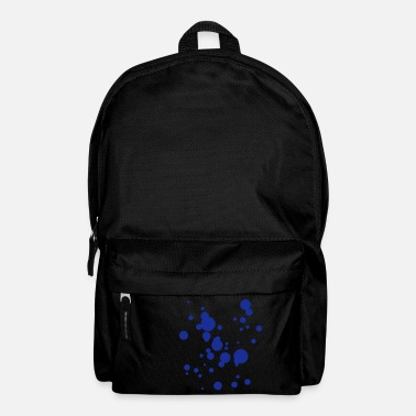 Splatter Splatters [friswit.nl] - Backpack