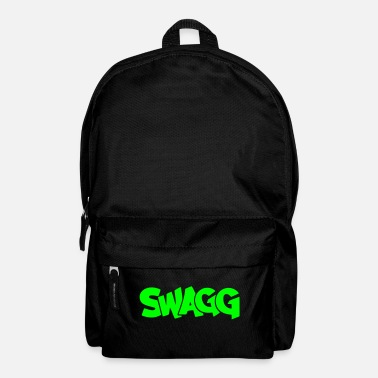 Swagg Swagg graff - Backpack