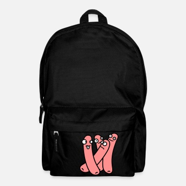 Sausage Funny Sausages - Backpack