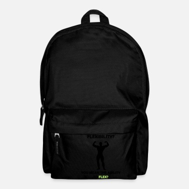 Ability Ability to Flex - Backpack