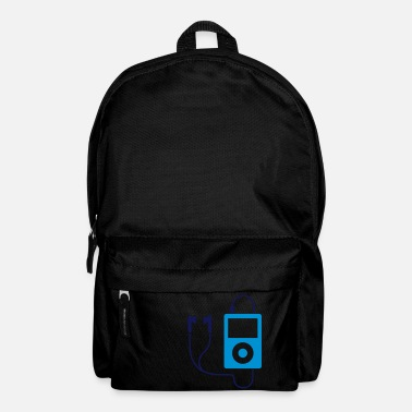 Mp3 iPod / MP3 player - Backpack