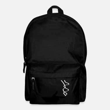 Vinger finger gun smoking 2c - Backpack
