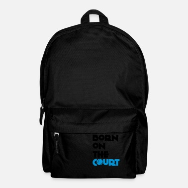 Court born on the court - Backpack
