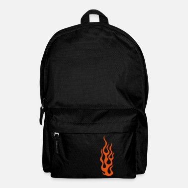Style flames 3 - Backpack