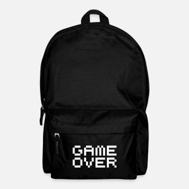 Pixel Game over / game over pixels - Sac à dos