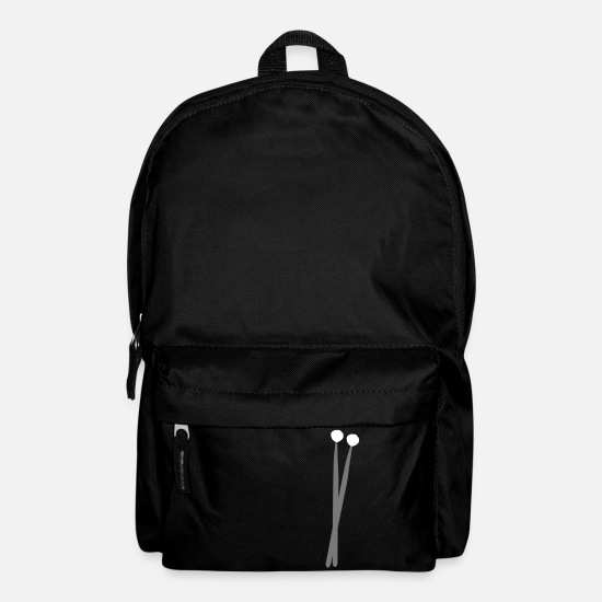 Song Bags & Backpacks - chopsticks - Backpack black