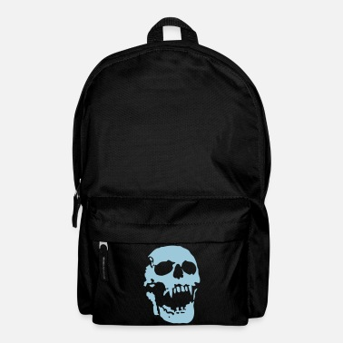Basse scream_skull - Sac à dos