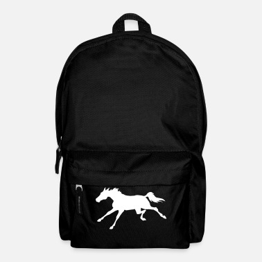 Gallop Galloping Horse - Backpack