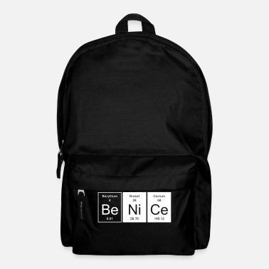 Nice Nice - Be Nice - Backpack