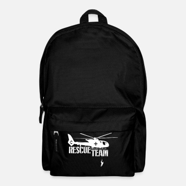 Rescue Rescue Shirt Rescue Team - Backpack