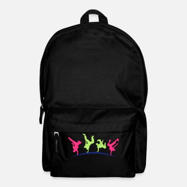 Hop Break Dance Hip-Hop-danseur18 - Rucksack